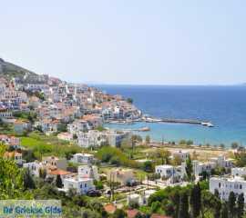 Andros, het ultieme Griekenlandgevoel